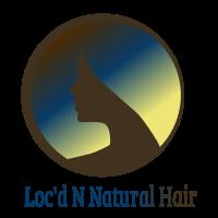 Loc'd N Natural Hair