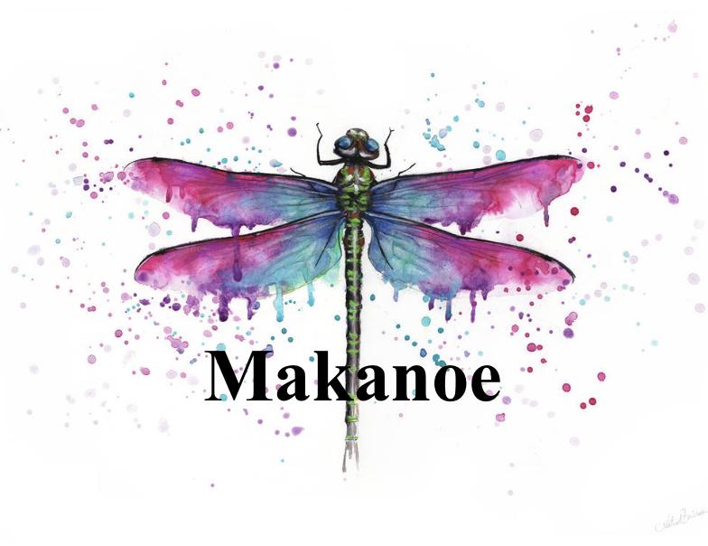Makanoe Custom Fan Art