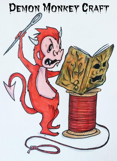 Demon Monkey Craft