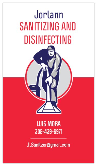Jorlann Sanitizing and Disinfecting