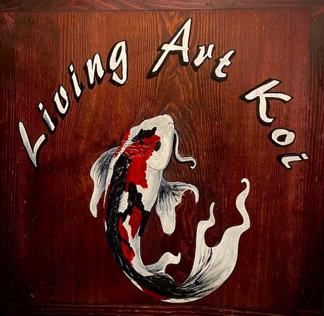 Living Art Koi