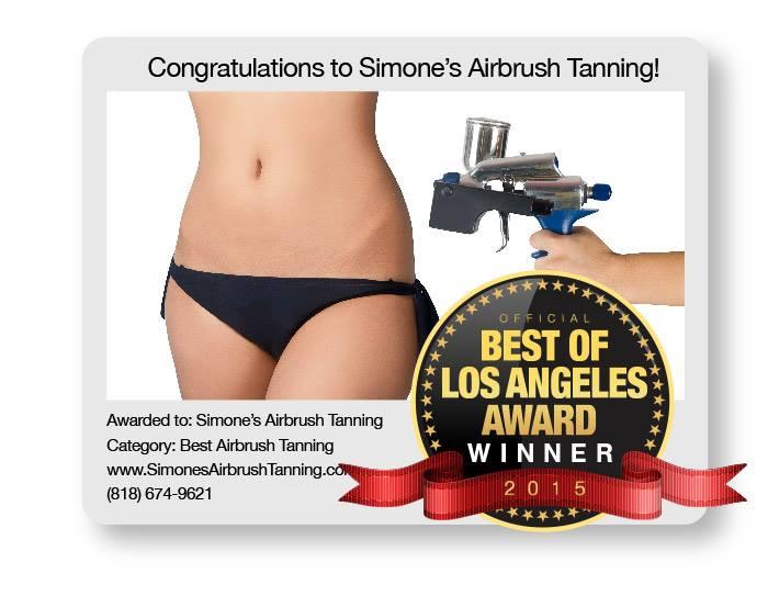 Simone's Airbrush Tanning