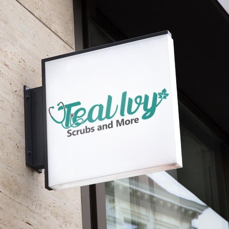 Teal Ivy Scrubs and More