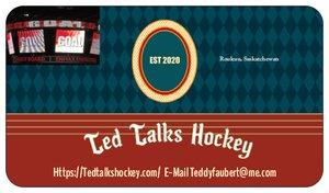Ted Talks Hockey