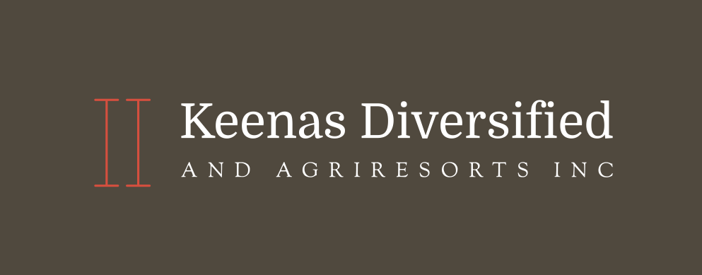 Keenas Diversified and AgriResorts Inc.
