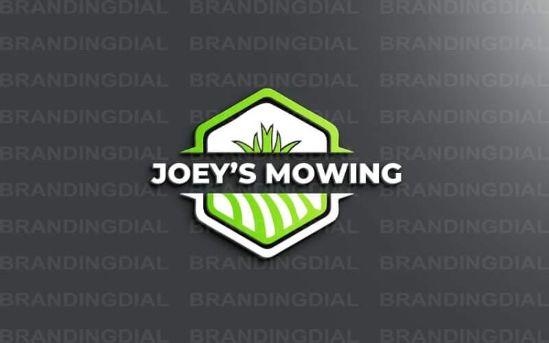 JOEY'S MOWING.