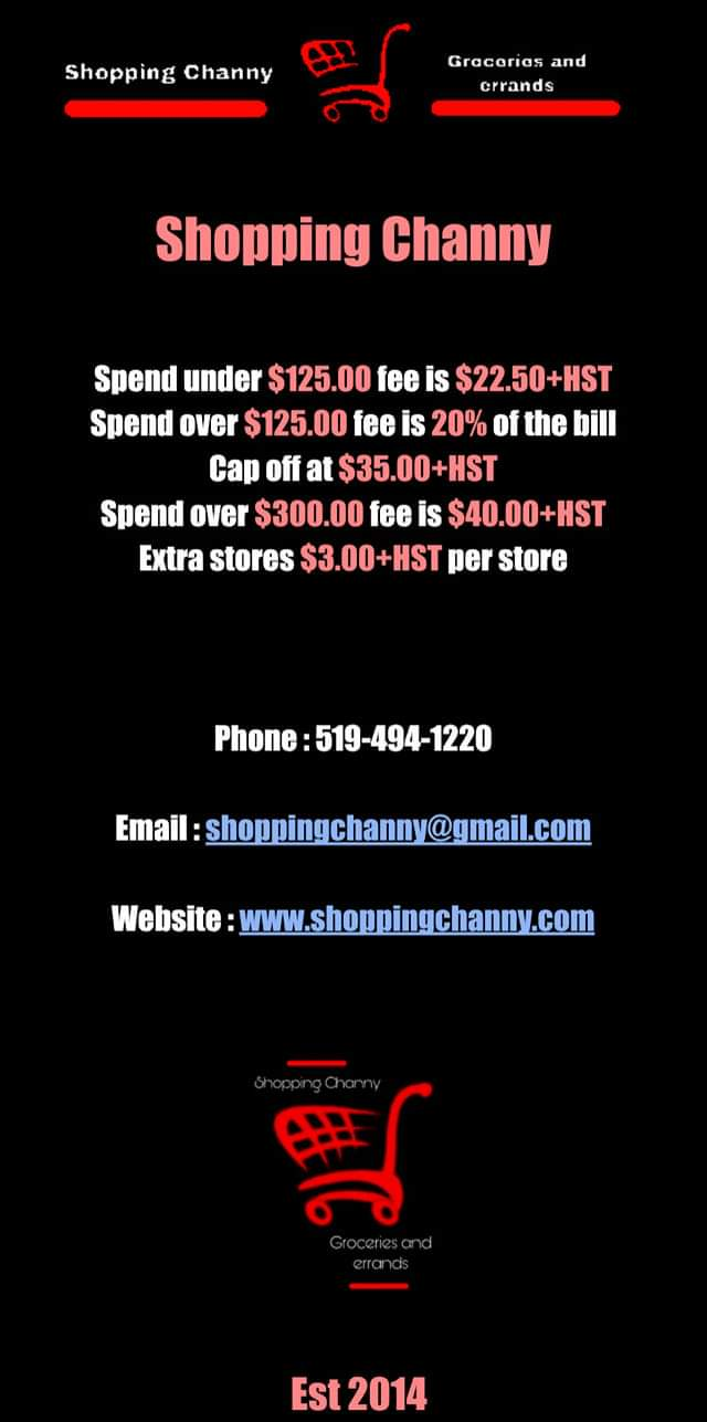 Shopping Channy