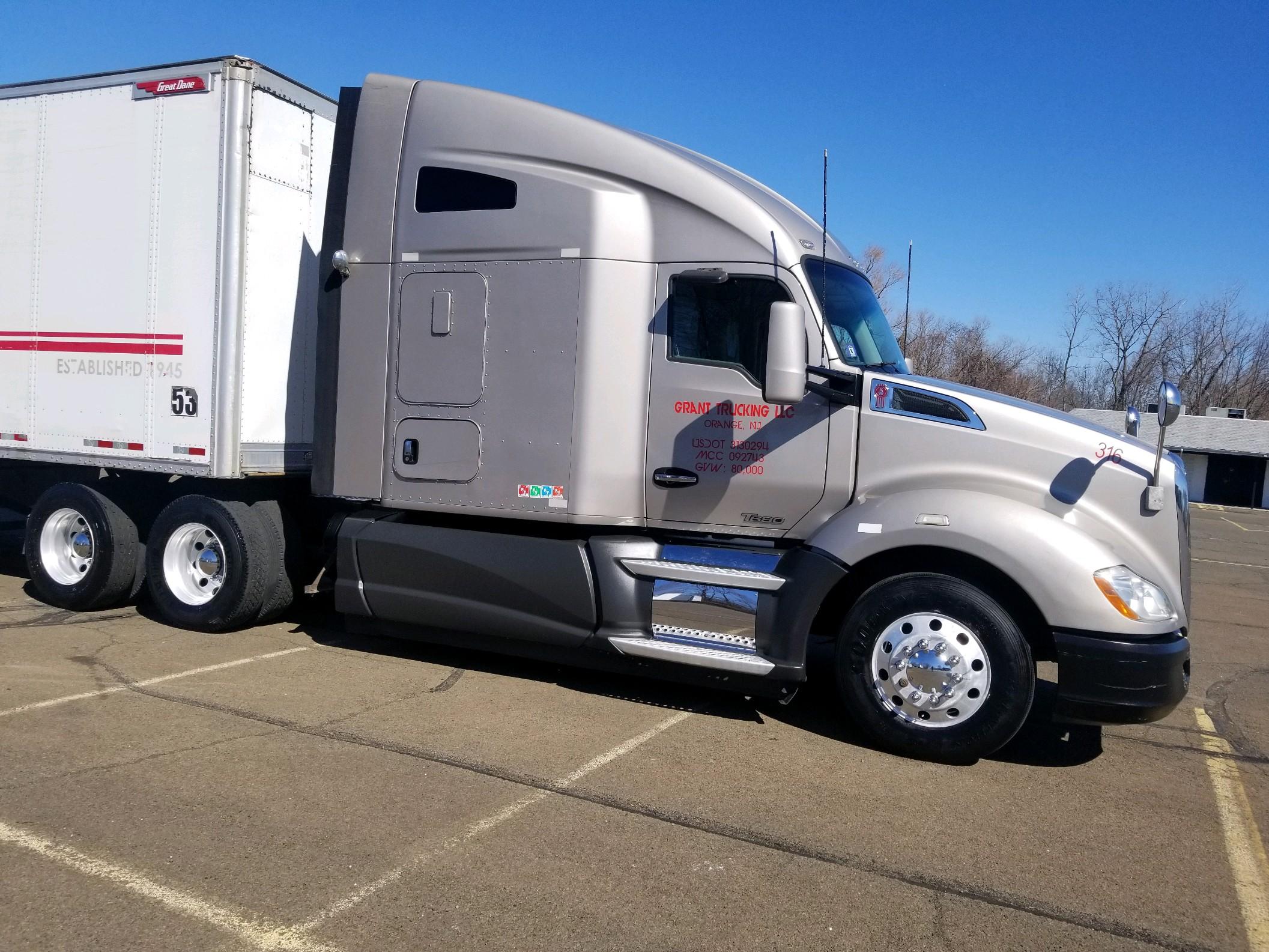 grant truck wash