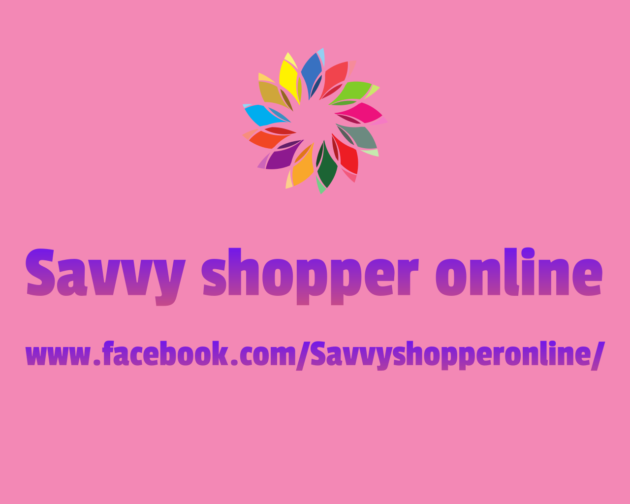 Savvy Shopper Online - Contact Jen the store owner