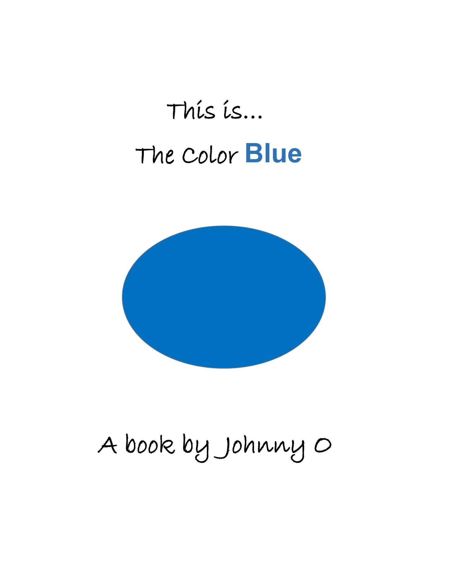 A Book by Johnny O