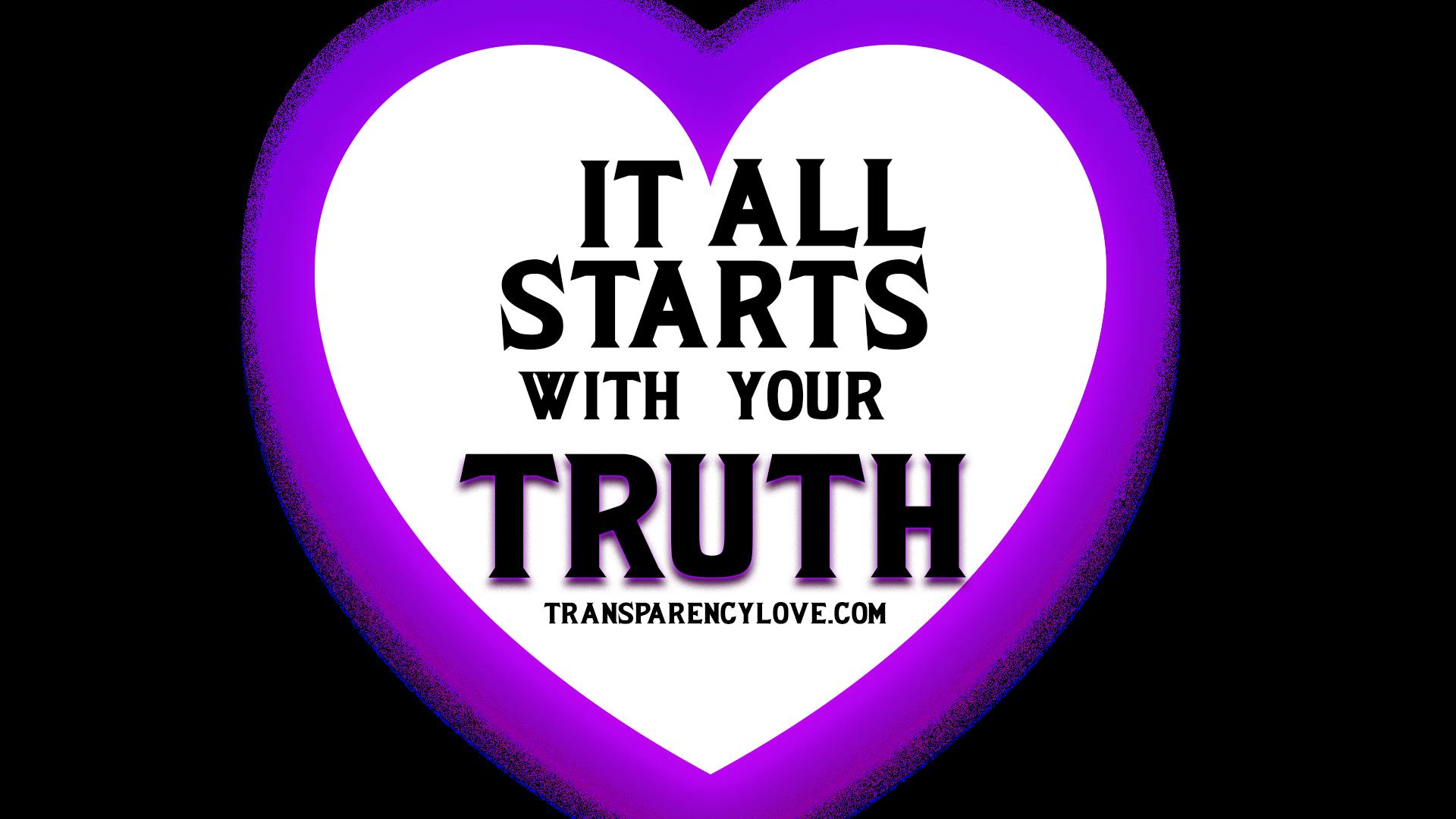 Transparency Love