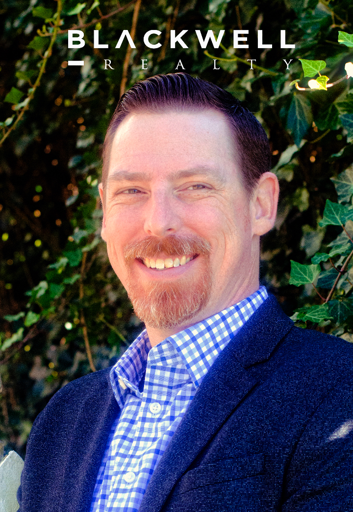 James Absher Realtor w/Blackwell Realty