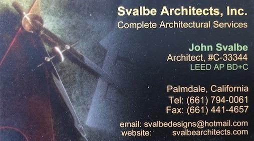 Svalbe Architects