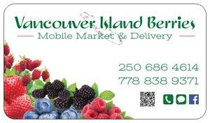 Vancouver Island Berries
