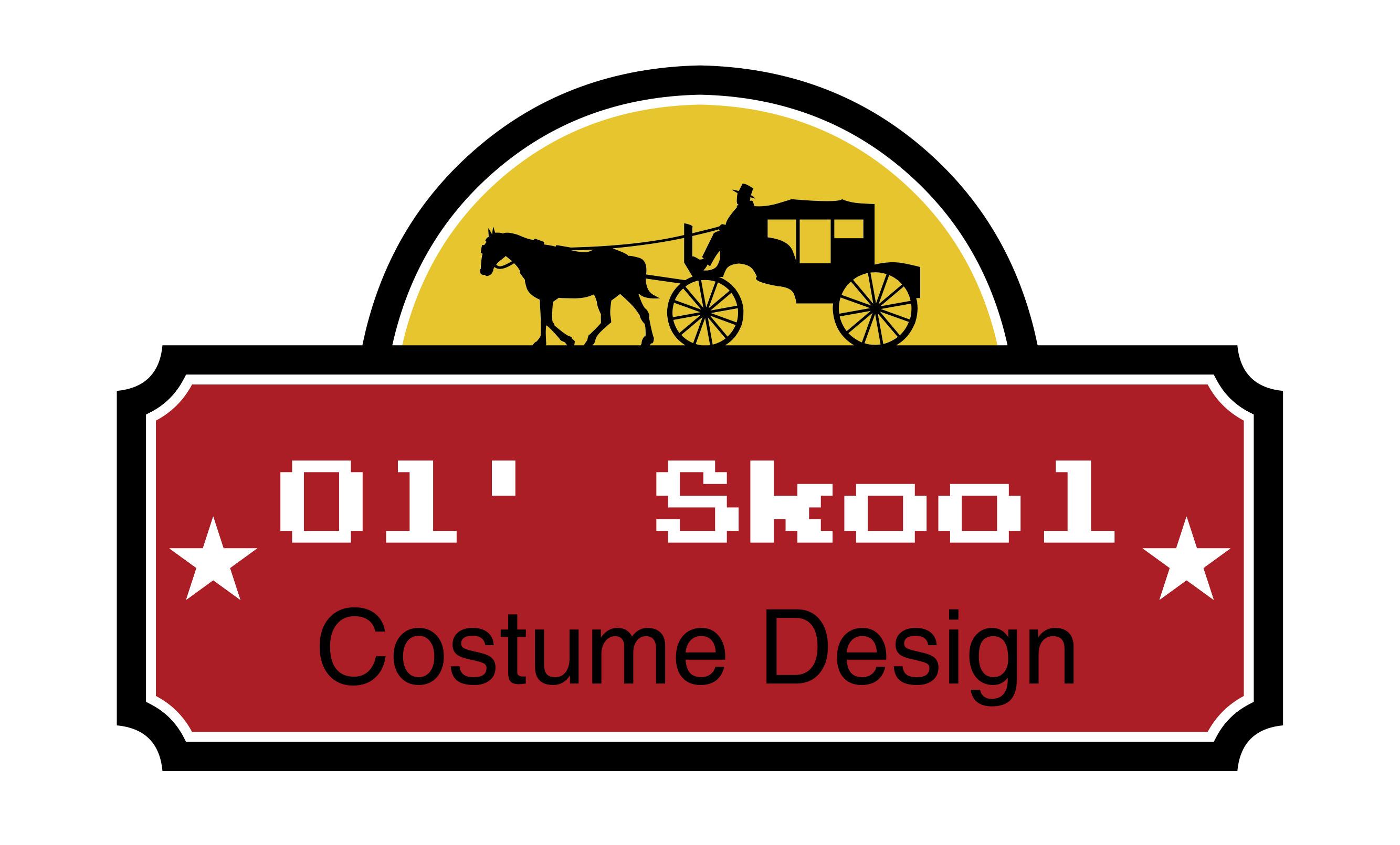 Ol' Skool Costume Design