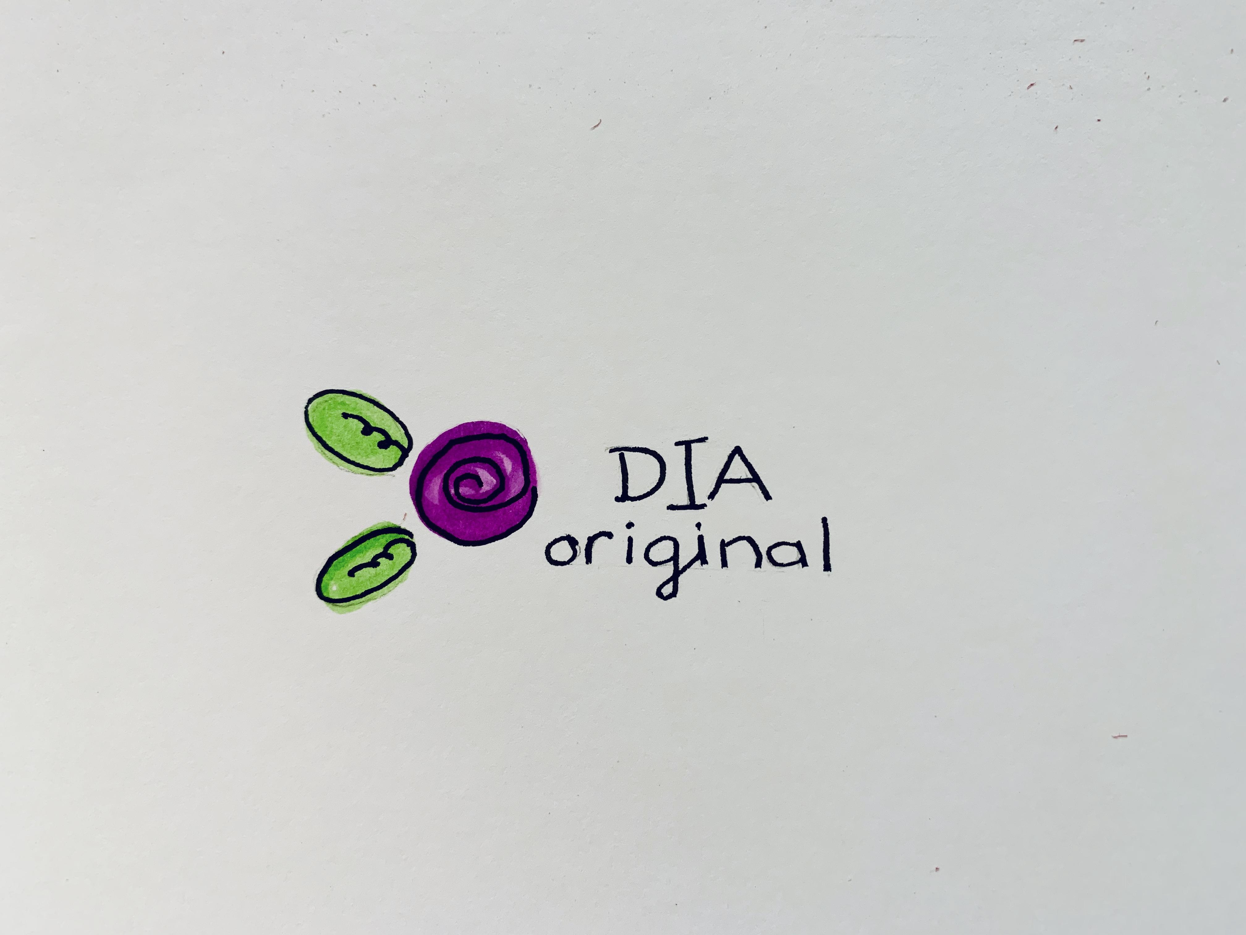 DIA Original Greeting Cards