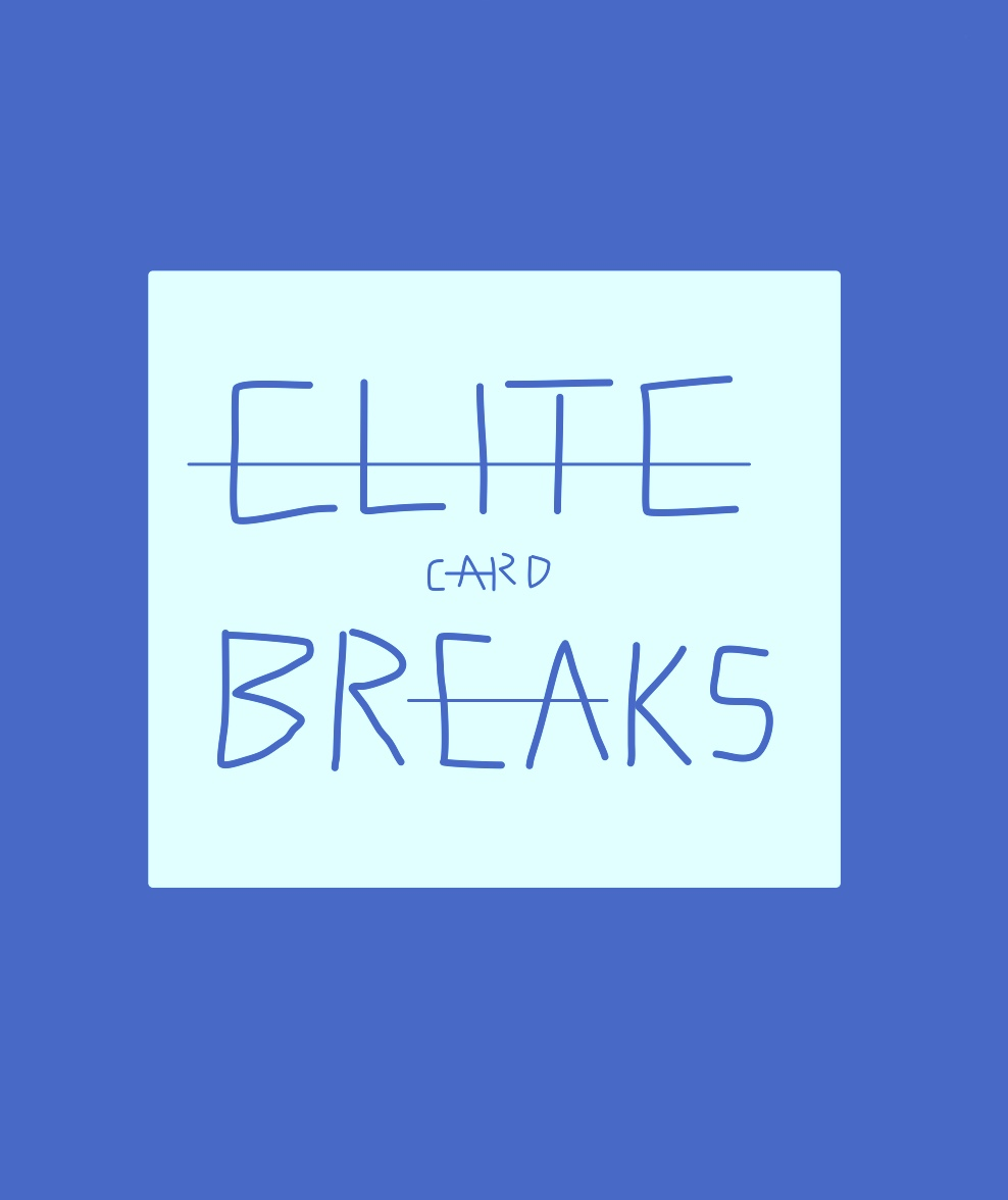 Elite Card Breaks