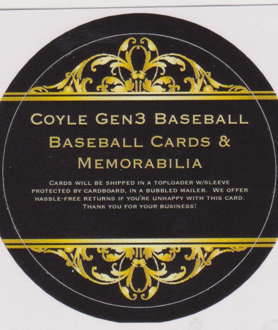 Coyle Gen3 Baseball