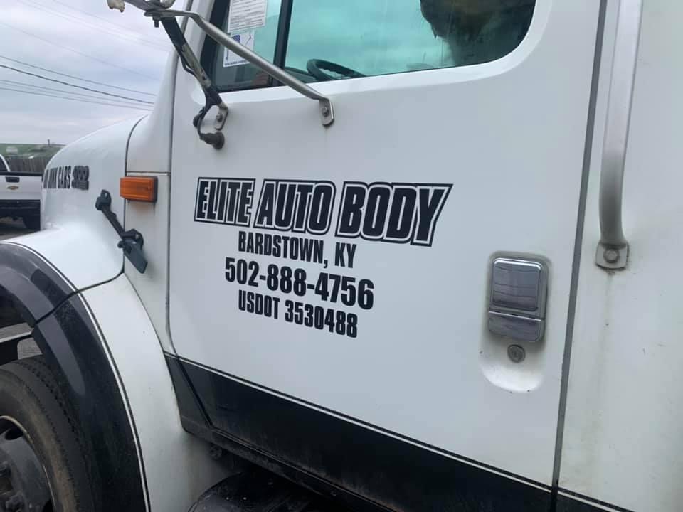 Elite Auto Body