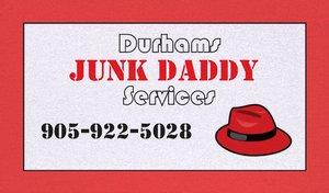 Durhams JUNK DADDY Services