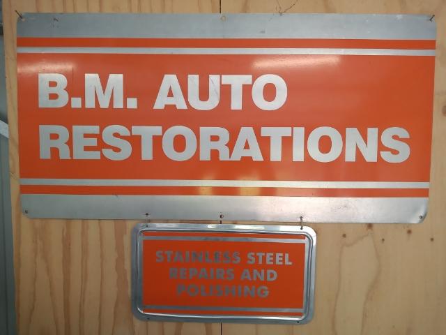 BM Auto Restoration
