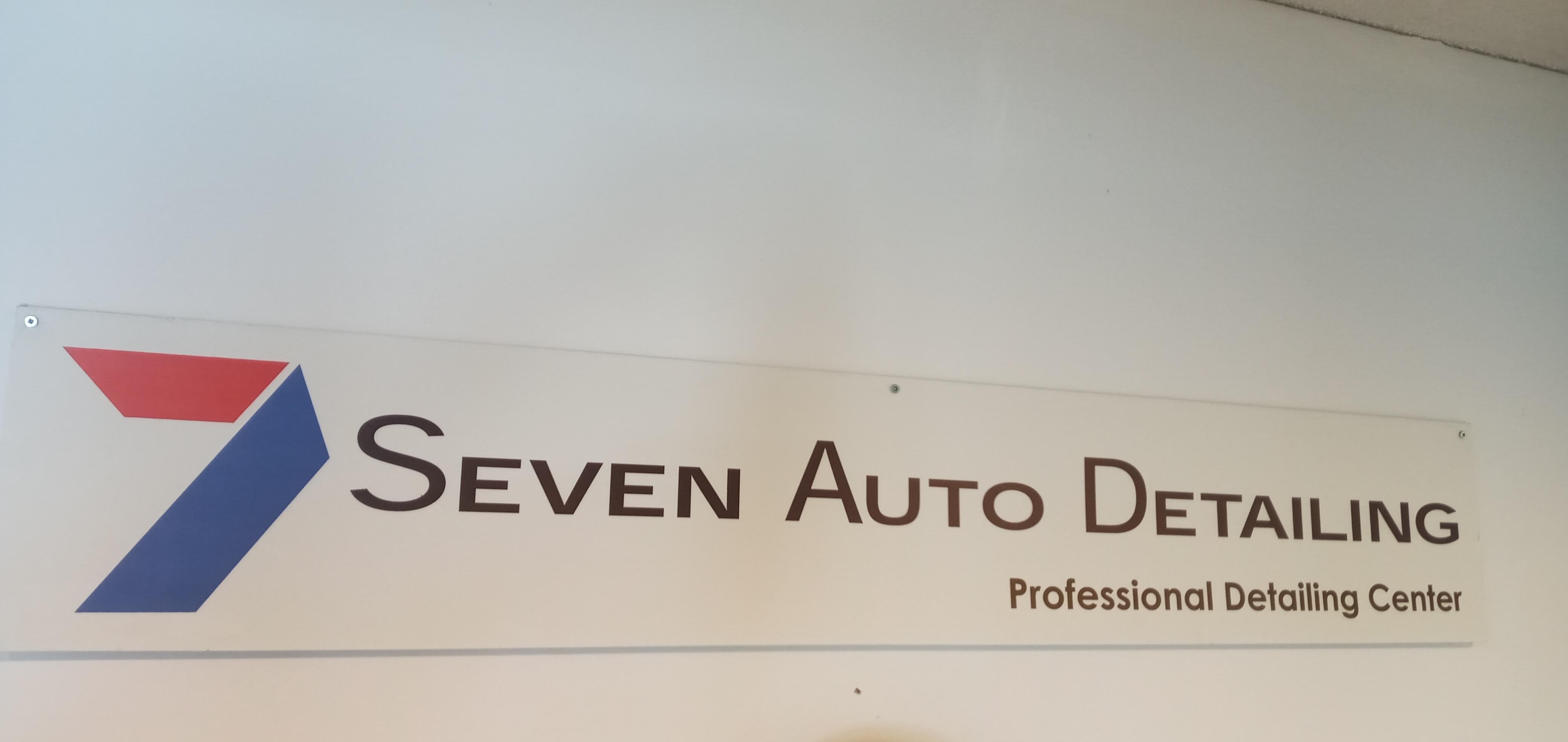 Seven Auto Detailing