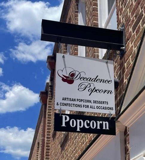 Decadence Popcorn