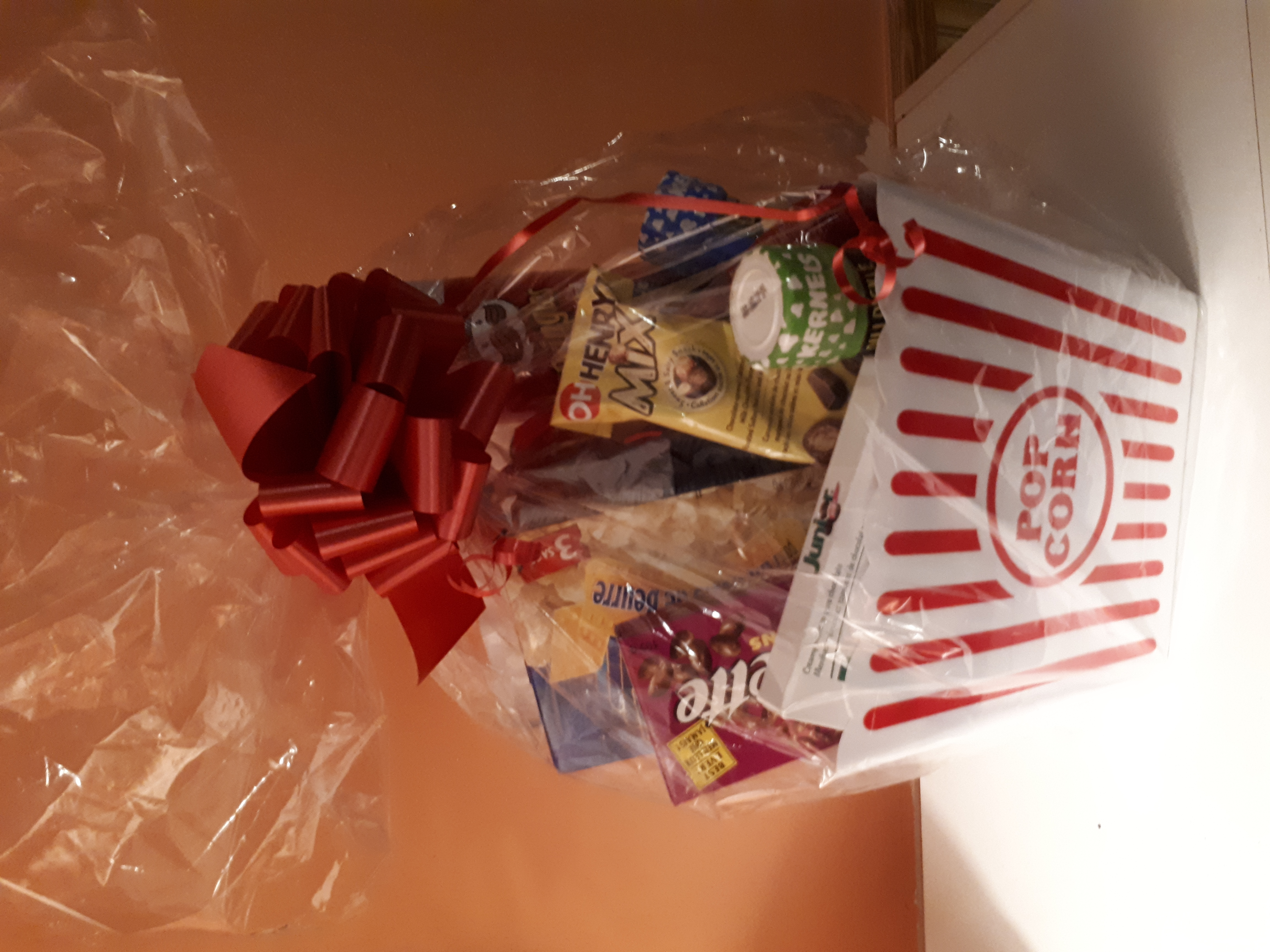 Speak Your Basket By Theresa
