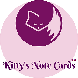 Kitty's Note Cards