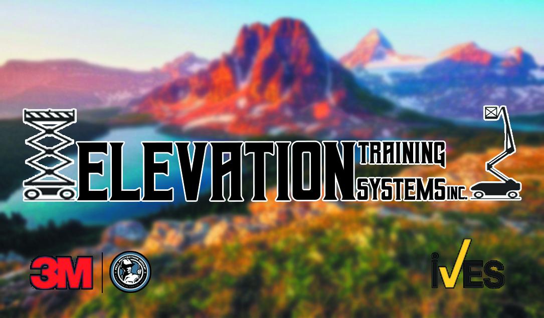 Elevation Training Systems Inc.