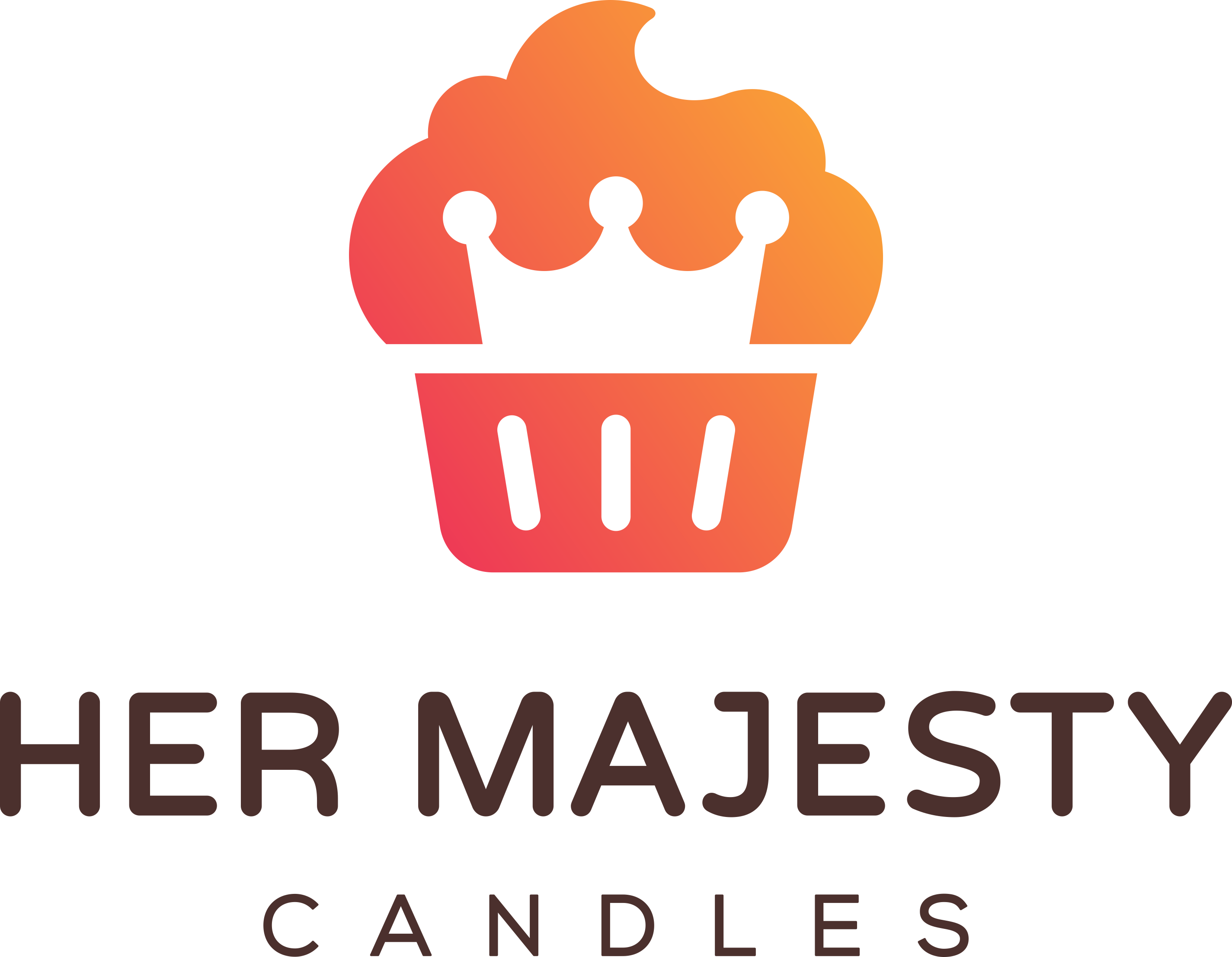 her majesty candles