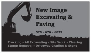New Image Excavating and Paving