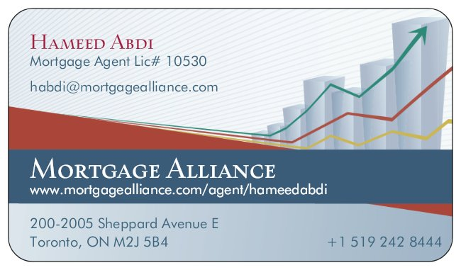 Hameed Abdi Mortgages