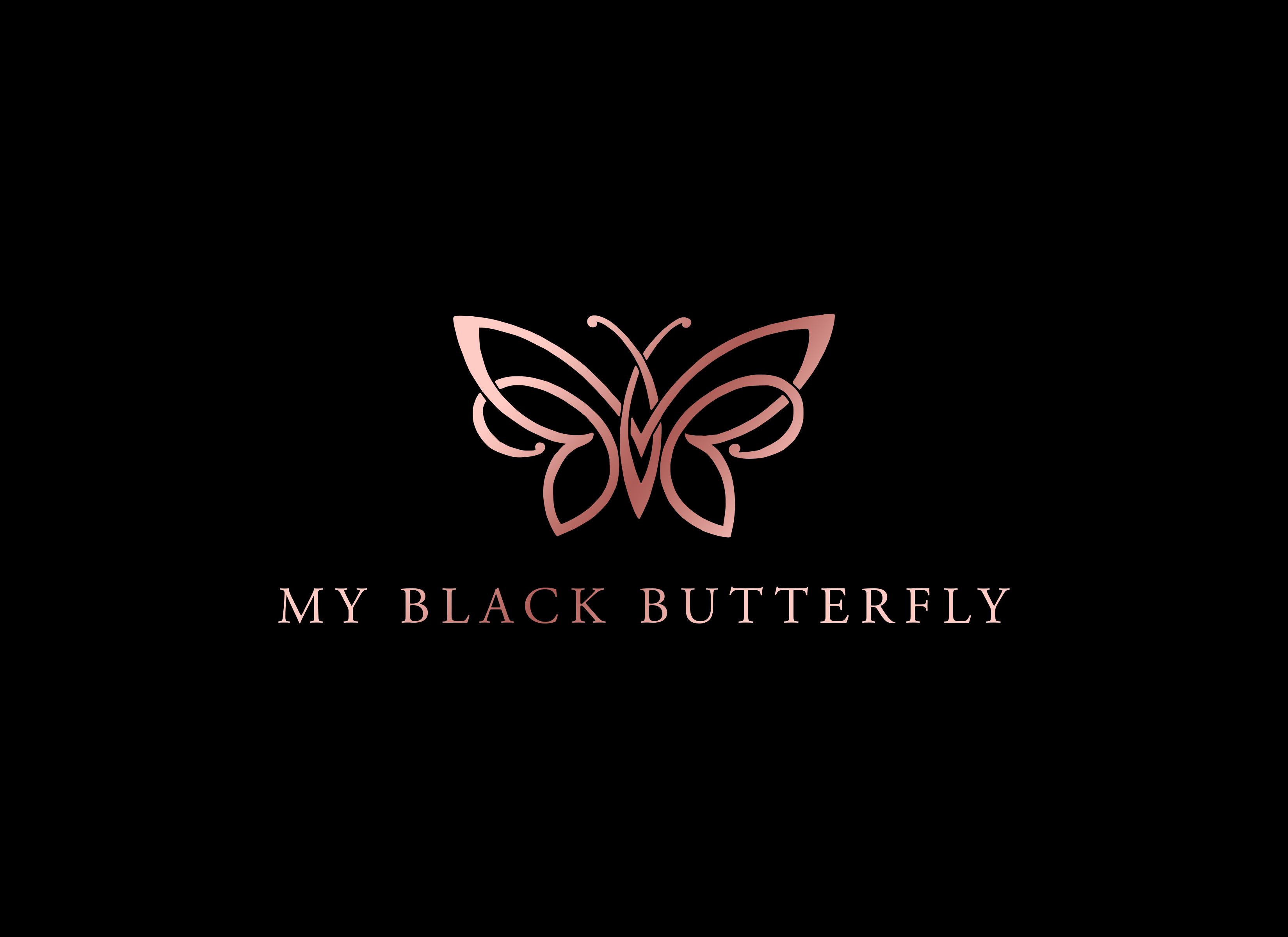 My Black Butterfly