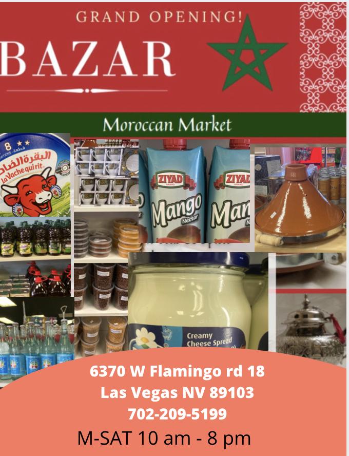 Bazar Moroccan Market