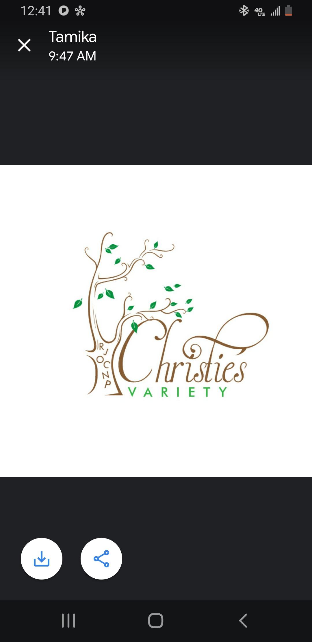Christie's varieties LLC