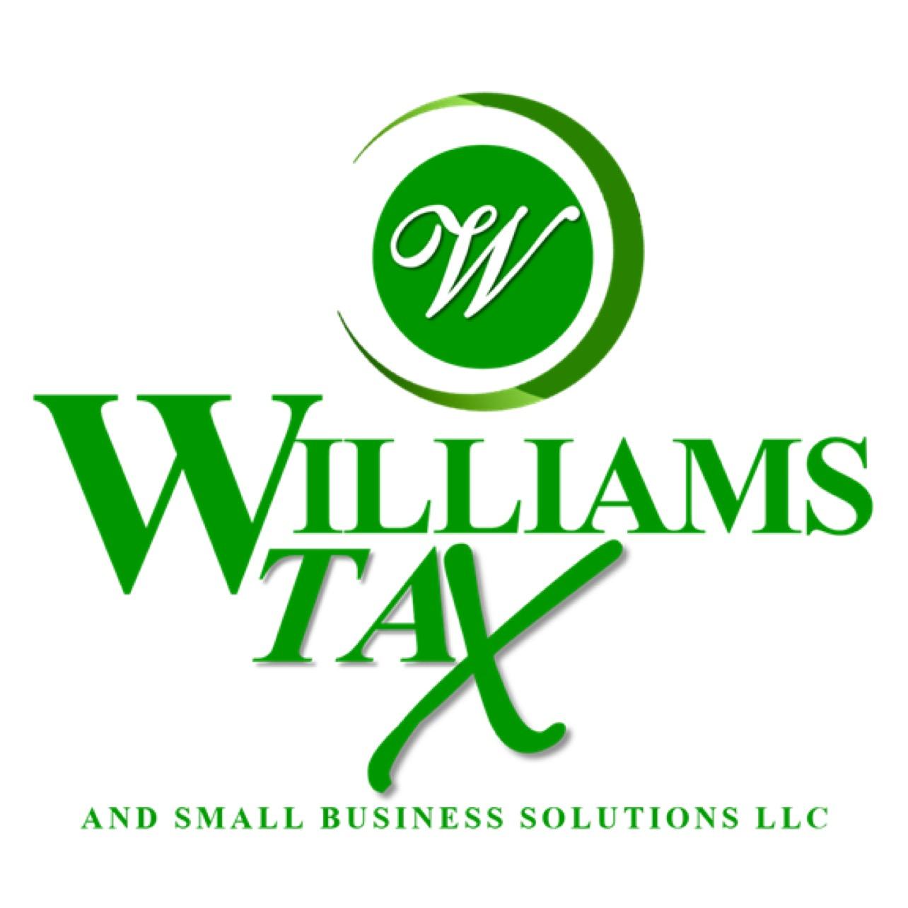 Williams Tax & Small Business Solutions LLC