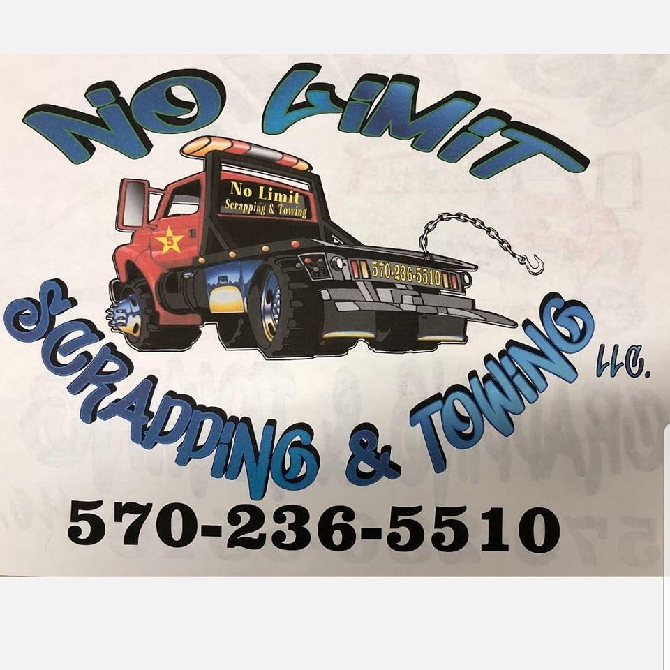 NO LIMITS SCRAPPING LLC