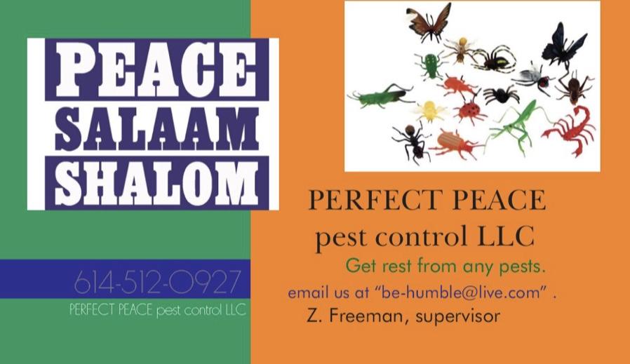 Perfect Peace Pest Control