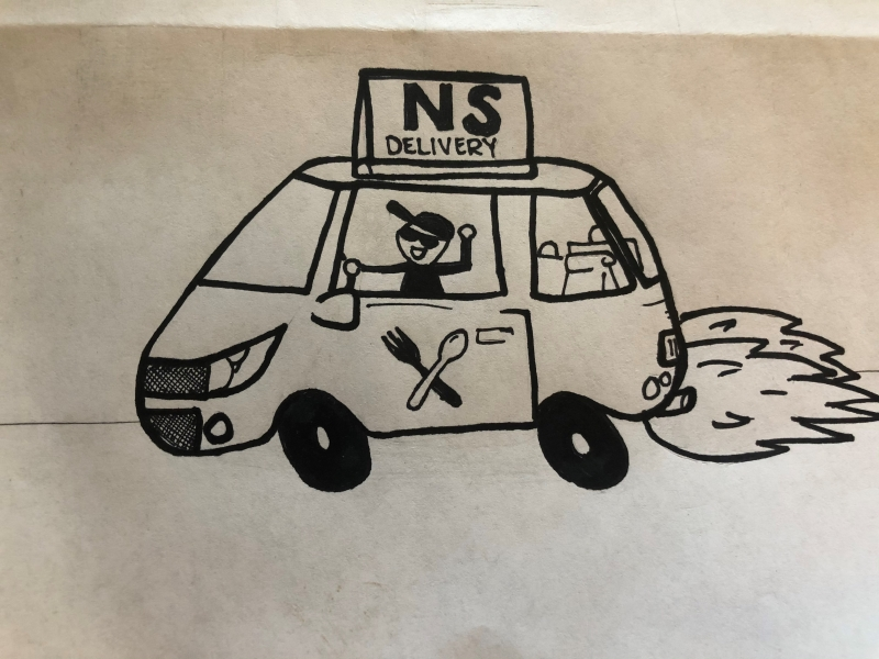 NS Delivery Service