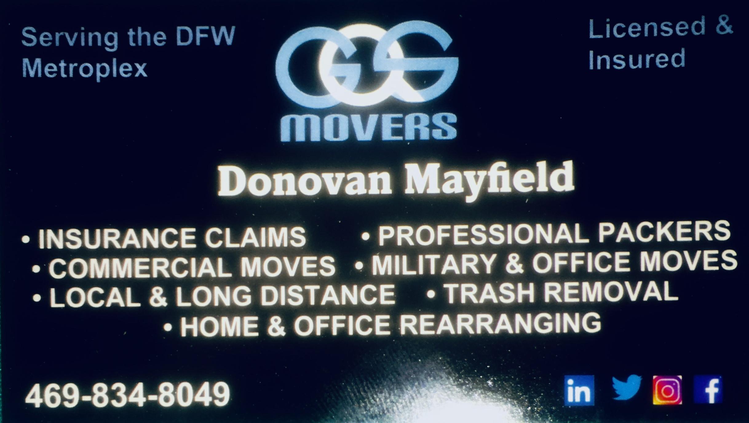 GQS Movers