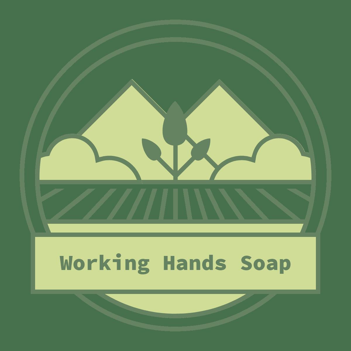 Working Hands Soap
