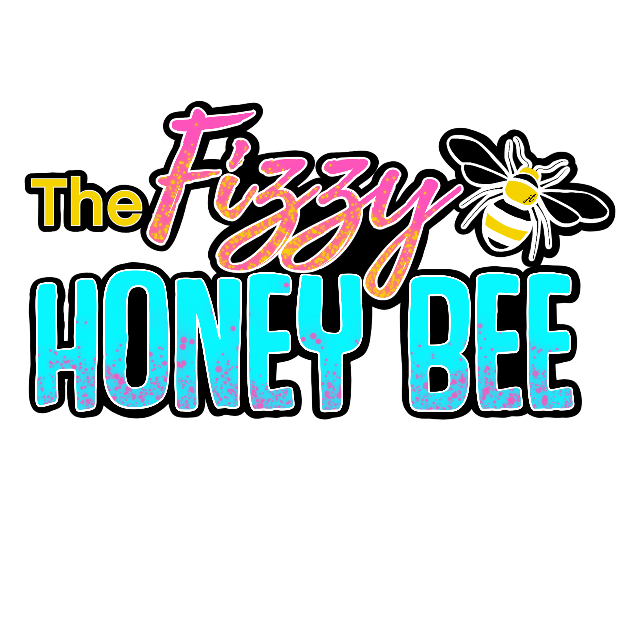The Fizzy Honey Bee