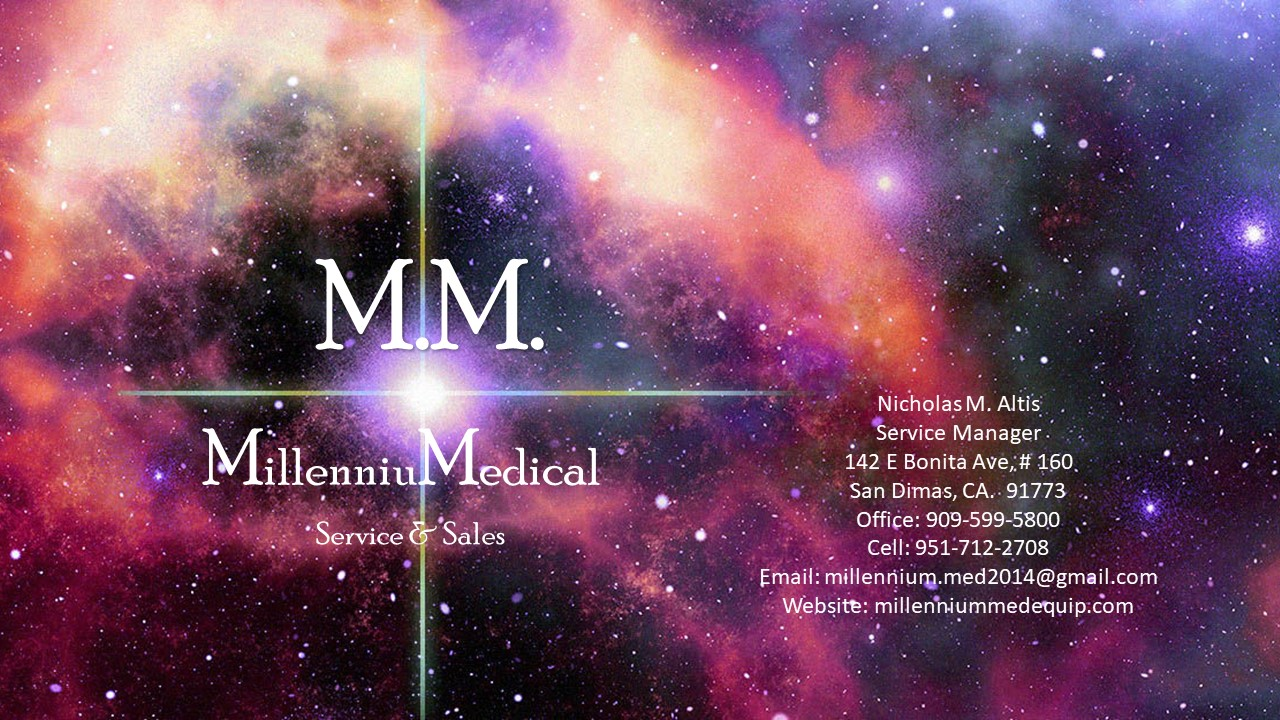 Millennium Medical Service & Sales