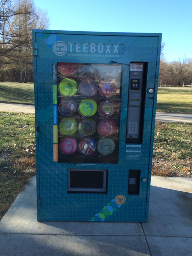 Disc Golf Vending Company