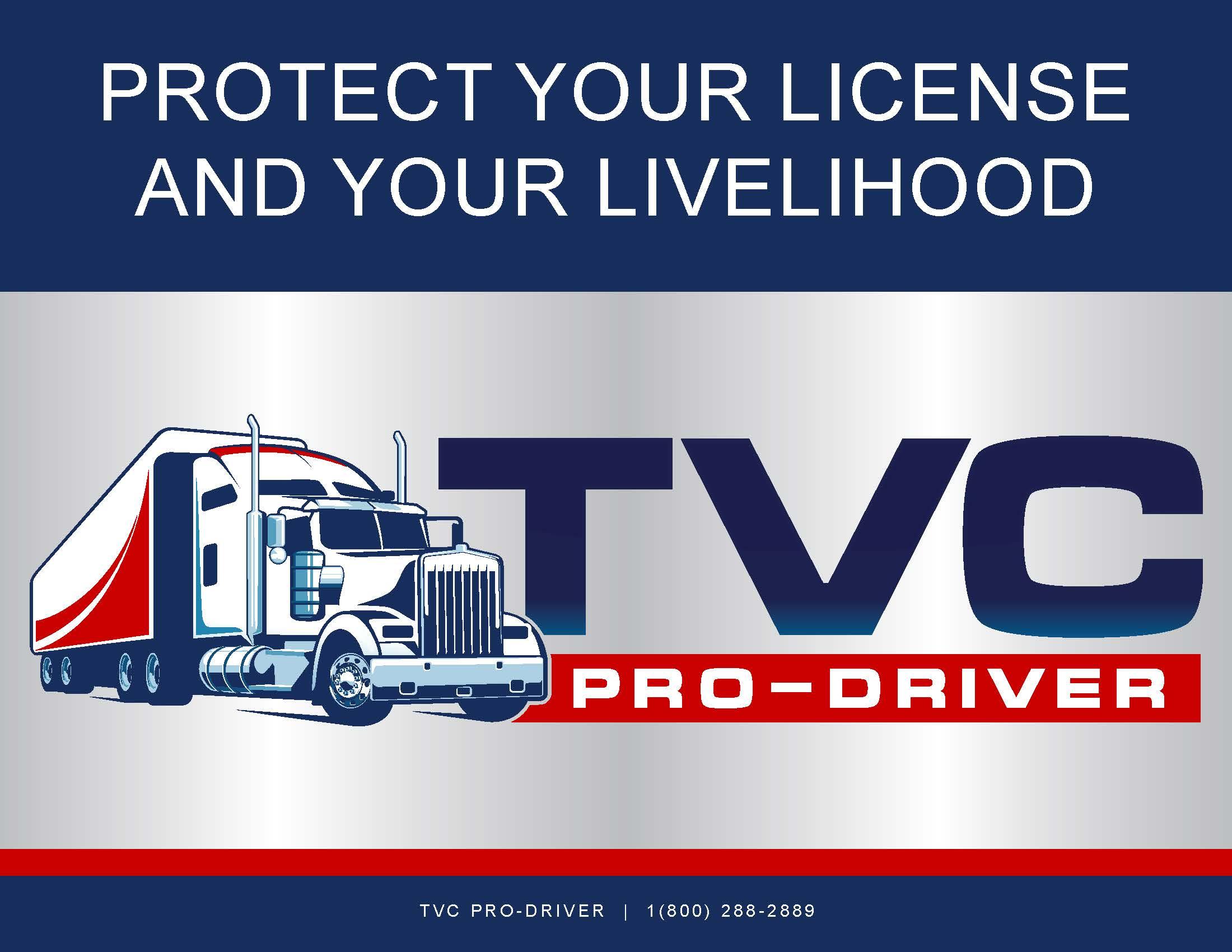 TVC Pro Driver Legal Services