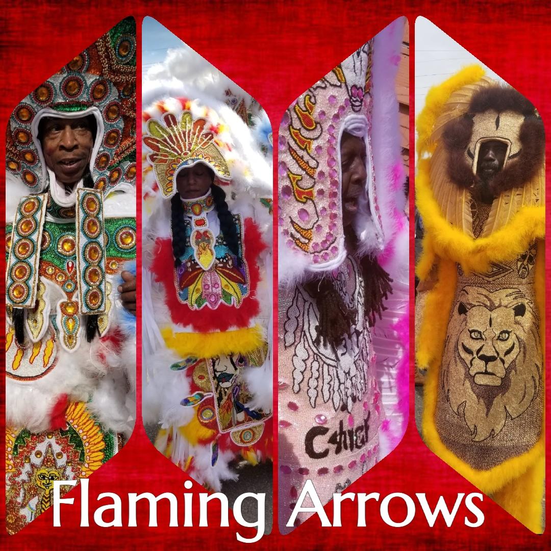 flaming arrows entertainment
