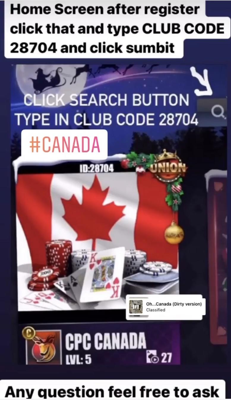 CPC CANADA POKER