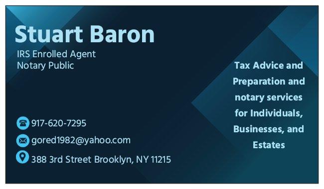 Stuart Baron