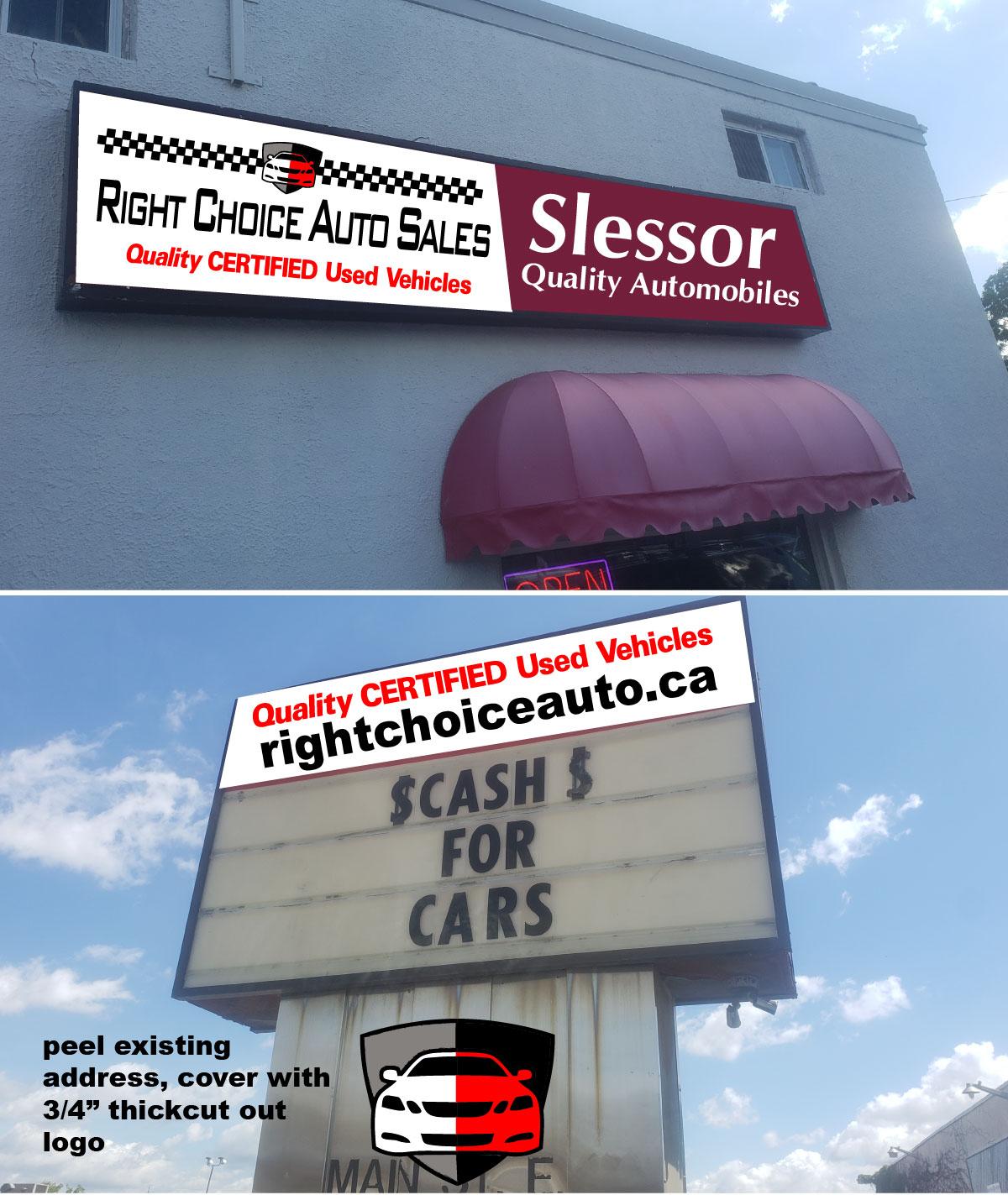 Right Choice Auto Sales